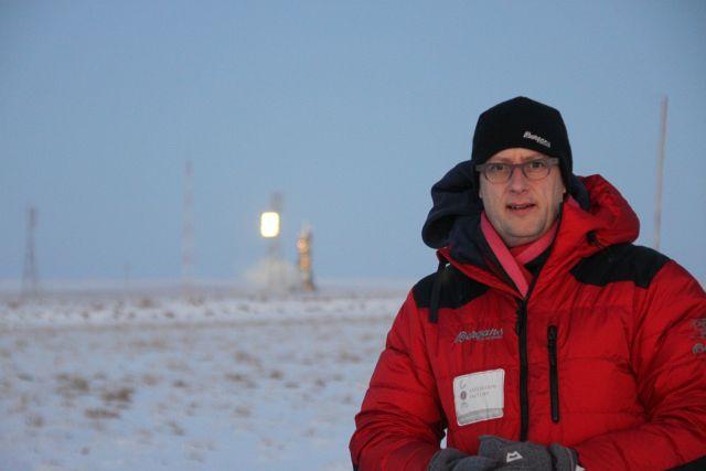 Soyuz TMA-03M lancering