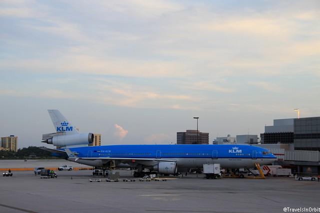 KLM MD-11 PH-KCB