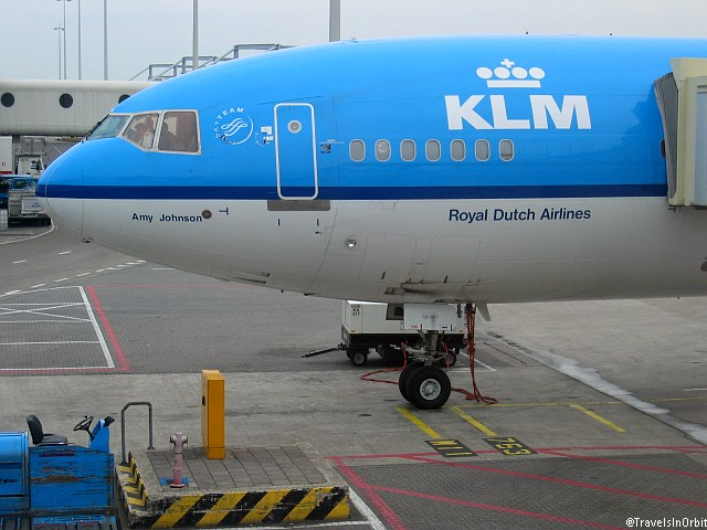 KLM MD-11 PH-KCA