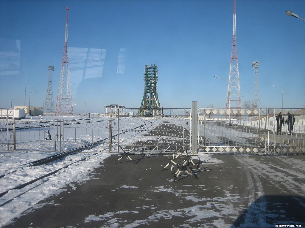 Baikonur Cosmodrome - Gateway To Space - Travels In Orbit